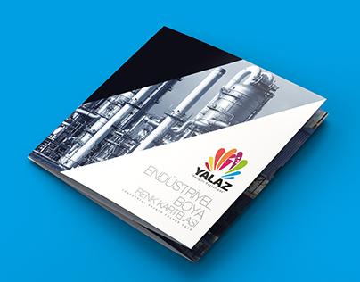 YALAZ BOYA - Industrial Paints Colour Card