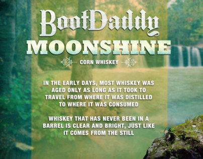BootDaddy Moonshine Concept