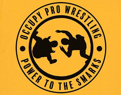 Occupy Pro Wrestling Merch