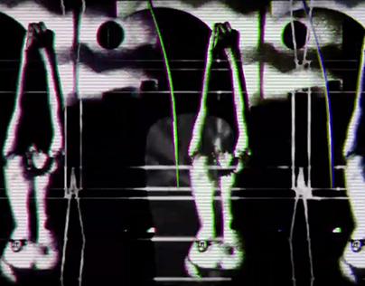 """""""Alzamiento"""" video clip for Werther Effekt"""