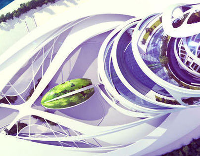 Architecture in Motion Graphics