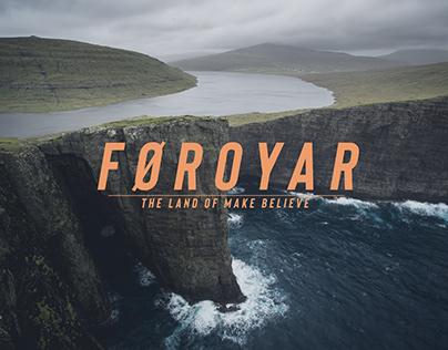 Føroyar // Adventure in the Faroe Islands