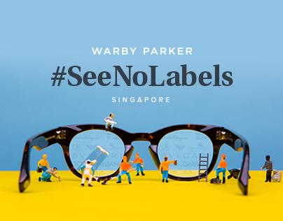 Warby Parker: Destination Singapore