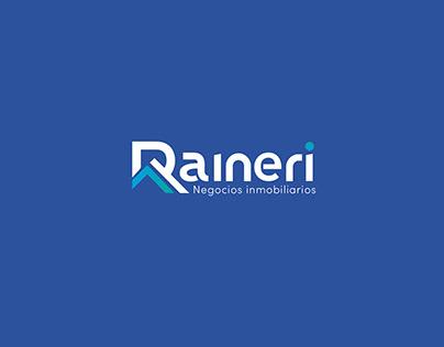 Corporate identity Raineri - Real state
