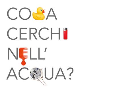 Cosa Cerchi Nell'Acqua?