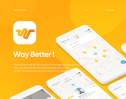 Way Better! - Find the Safe Way App Service