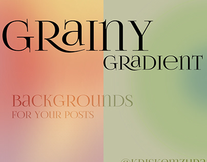 Free Grainy Gradients Texture Pack