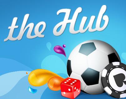 Newsletter // the Hub