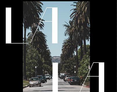 L.A. Typedesign