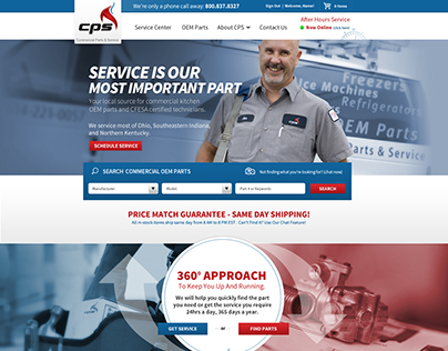 CPS Homepage