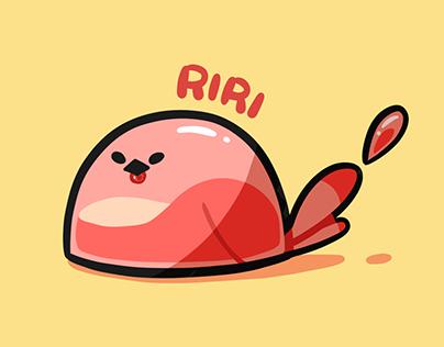 I like red berry