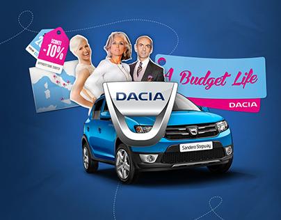 "Dacia ""A Budget Life"""