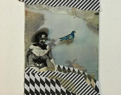 Mujer del lago