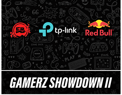 Gamerx Showdown Gaming Event