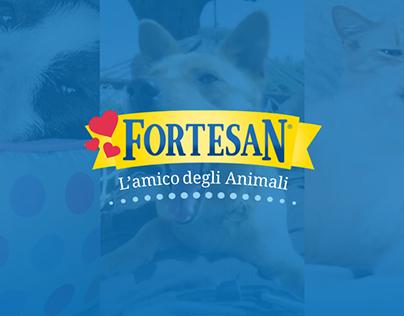 Social Activation Campaign - Fortesan
