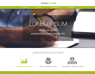 Web design for coaching services