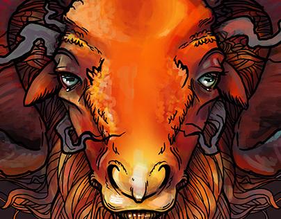 Zodiac Series: Aries