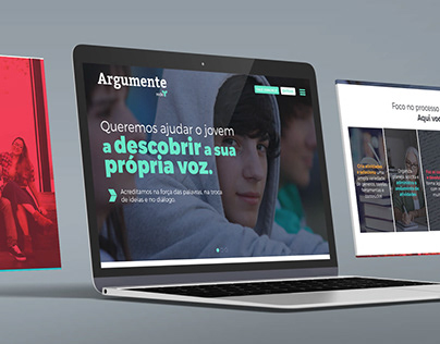 WEB DESIGN | ARGUMENTE - REDE Y | EDUCATION