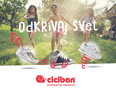 CICIBAN explore your world   IDENTITY CONCEPT, packagin