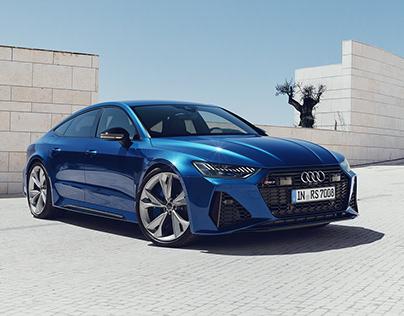 Audi RS7 – CGI