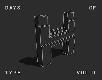36 DAYS OF TYPE II