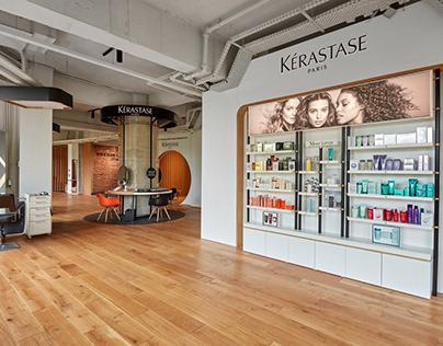Commercial Interior Design - Dare Beauty Center