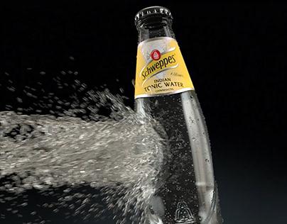 Schweppes Bottle Mix