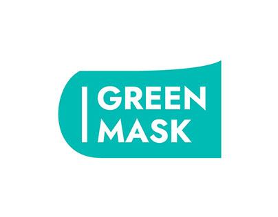 Green Mask visual identity
