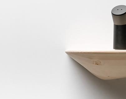 ALAS | Wall Shelf