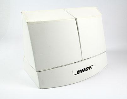Bose Speakers Blue