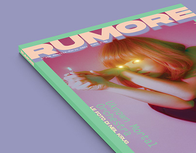 RUMORE MAG Restyling Project