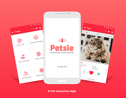 Pet Adoption App