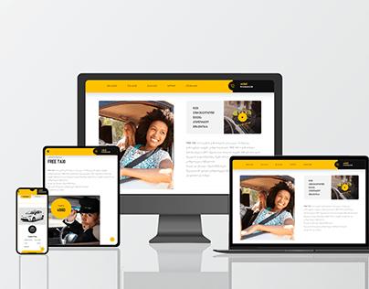 TAXi Company Website