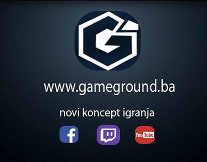 Visit Card GameGround