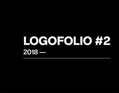 Logofolio #2 - 2018 —