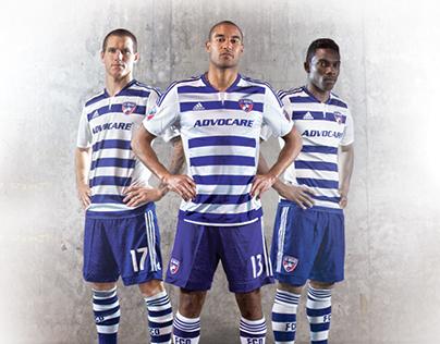 FC Dallas 2015 Secondary Kit Launch