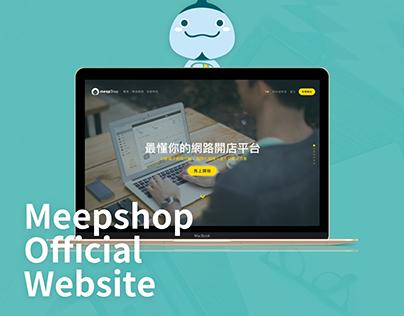 Concept Official Website - Meepshop