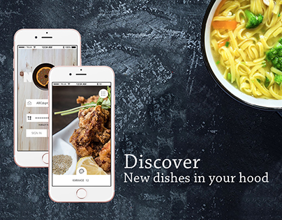 Discover new dishes in your neighbourhood