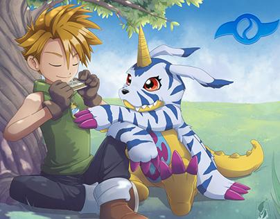 Digimon Fan Art