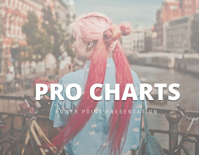 Pro Charts Power Point Presentation Template