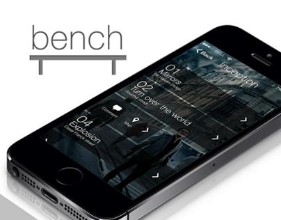 Bench - Startup Bus ( Ux / Ui )