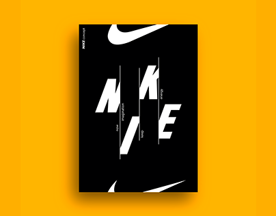 NIKE | My Revision Poster
