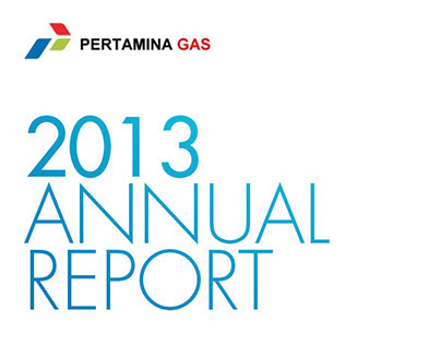 Pertamina Gas 2013 Annual Report