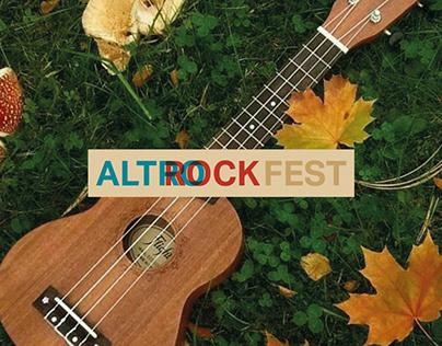 Altrockfest indie music