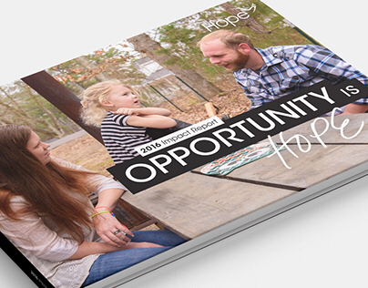 Opportunity is... Campaign