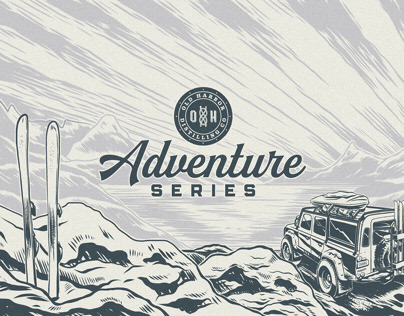 Old Harbor Adventure Series Brand & Packaging