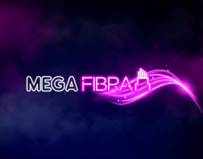 Mega Fibra - Fibra Ótica