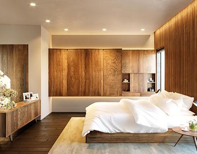 Bed Room Dezoor