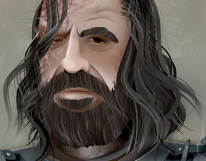 The Hound - Game of Thrones