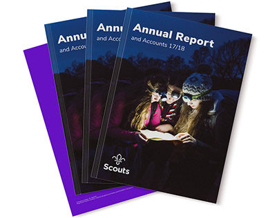 The Scout Association Annual Report 2017-18